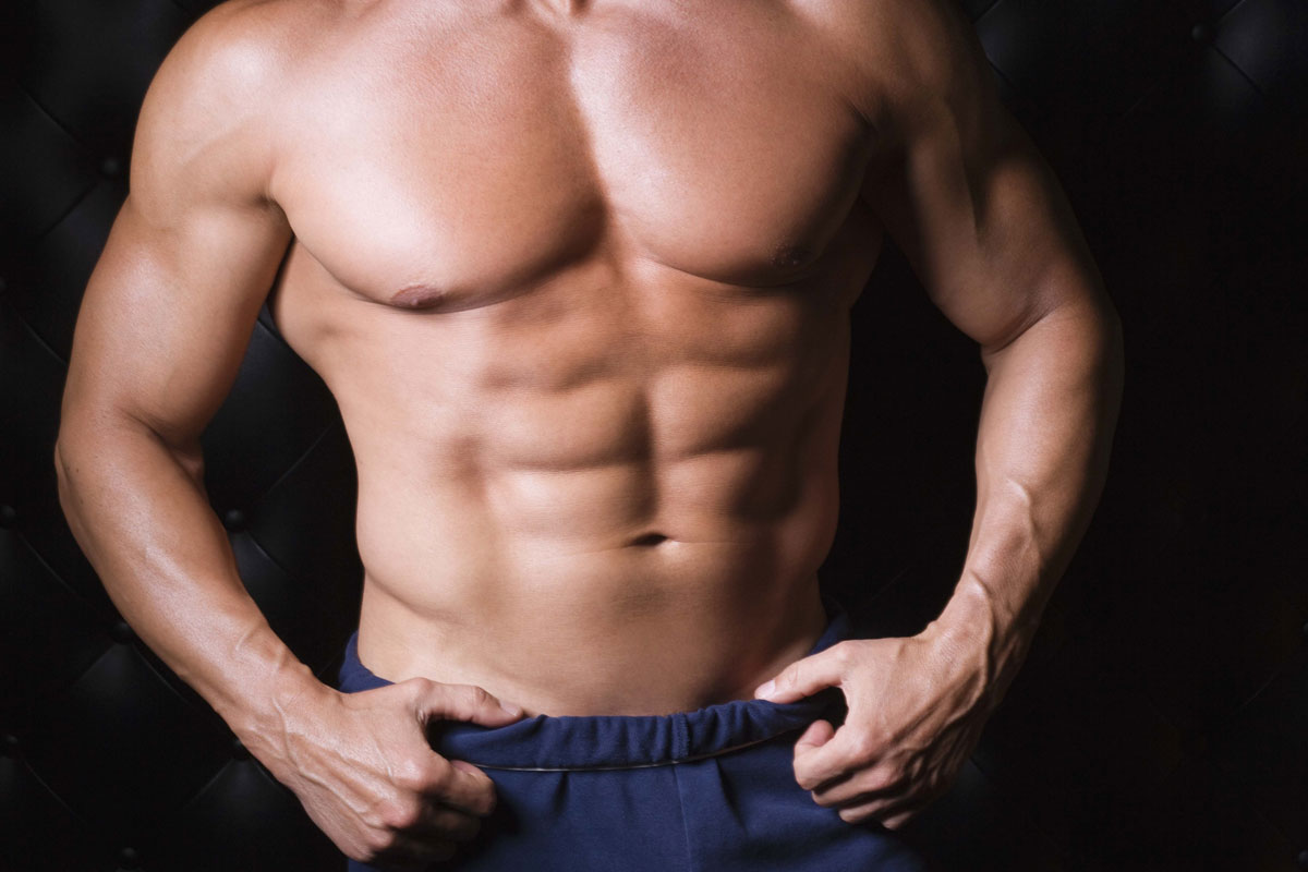 Как накачать красивое тело мужчине после 30-45 лет: как быстро построить спортивное мужское тело