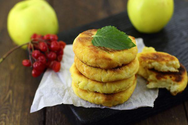 Сырники с рисовой мукой – 12 пп-рецептов с указанием кбжу