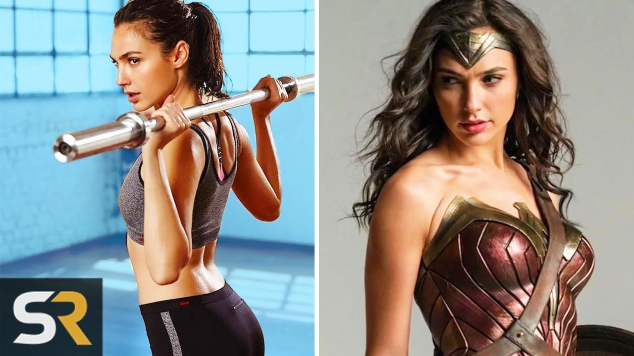 Чудо-женщина: секреты красоты галь гадот – тренировки и питание