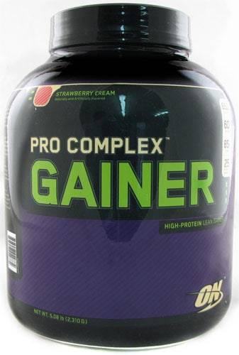 Гейнер optimum nutrition