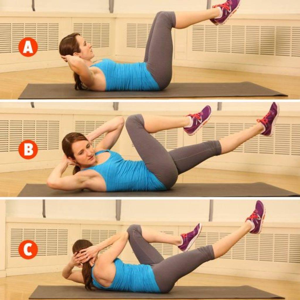 Упражнение бабочка: поможет укрепить ваши мышцы и тело