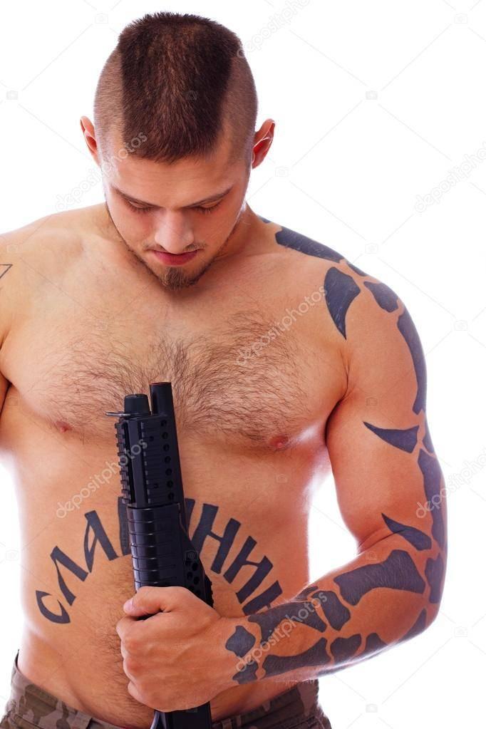 Роль оружия в жизни мужчины | мужской журнал 18 плюс