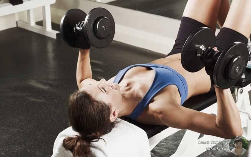 Силовые тренировки для начинающих женщин (в домашних условиях, в тренажёрном зале): польза и вред, пример эффективных программ, питание, видео