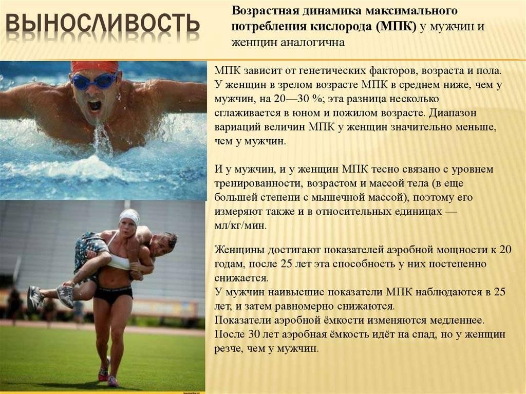 Развитие выносливости у спортсменов: виды, упражнения, факты | справочник садовской