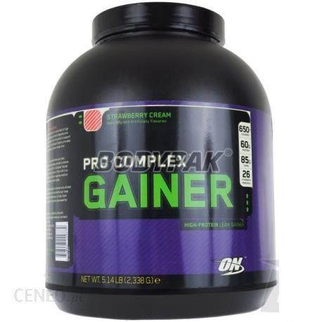 Pro complex gainer от optimum nutrition: что из себя представляет продукт?