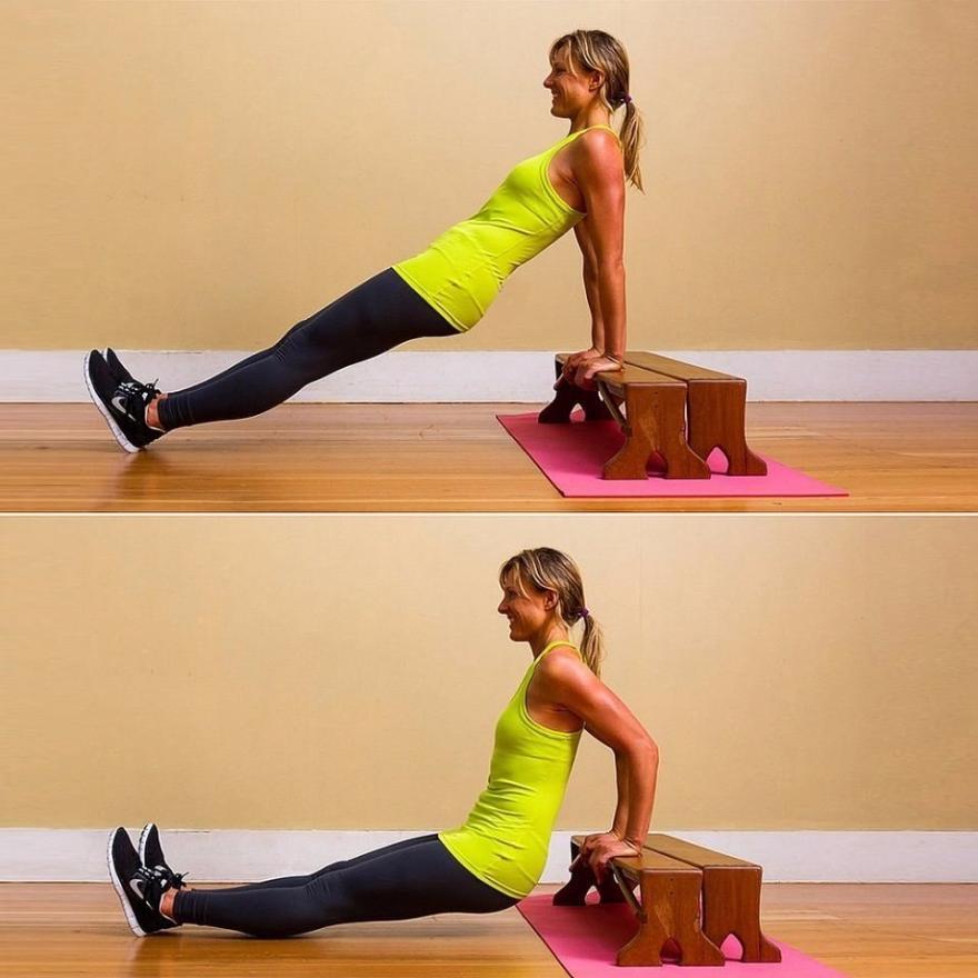 Упражнения для трицепса для женщин – как улучшить рельеф рук
