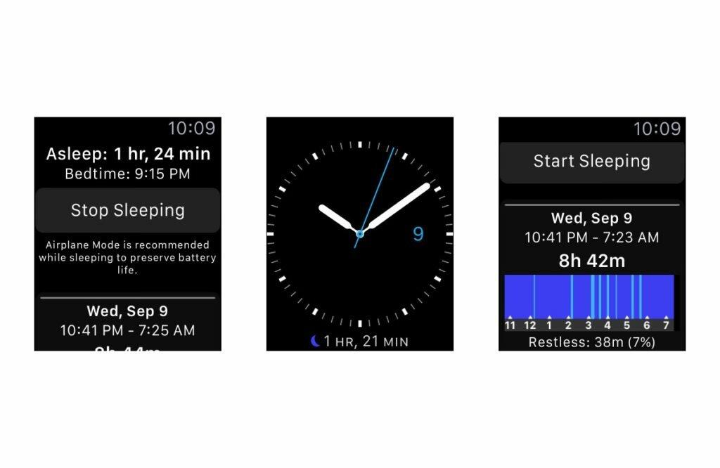 Для apple watch появился самый продвинутый трекер сна