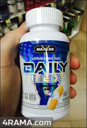 Vitamen от maxler: как принимать витамины, состав и отзывы
