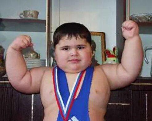 Самые большие дети в мире: 8-месячный ребенок весом 20 кг и другие :: инфониак