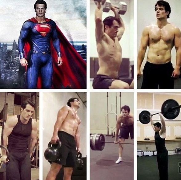 Супермен, человек из стали