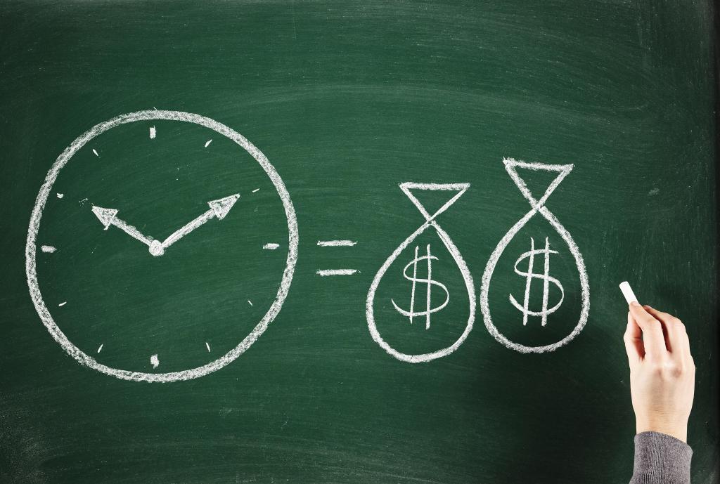Ценность времени — основной валюты ресурса в нашей жизни
