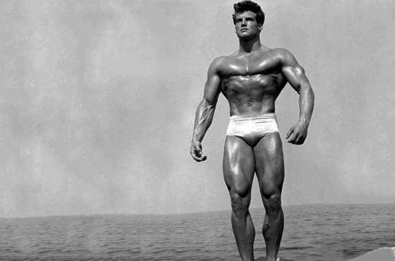 Жертвы кача и сушки: 10 атлетов с самым эстетическим телосложением. — офисный планктон