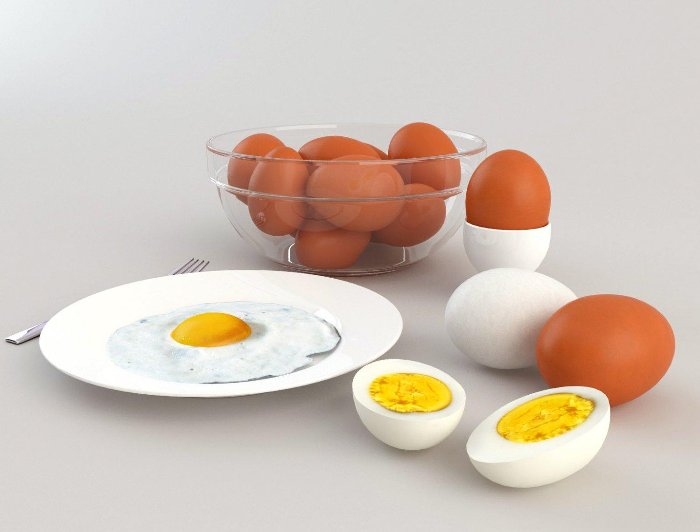 Диетолог рассказала о пользе и вреде яиц
