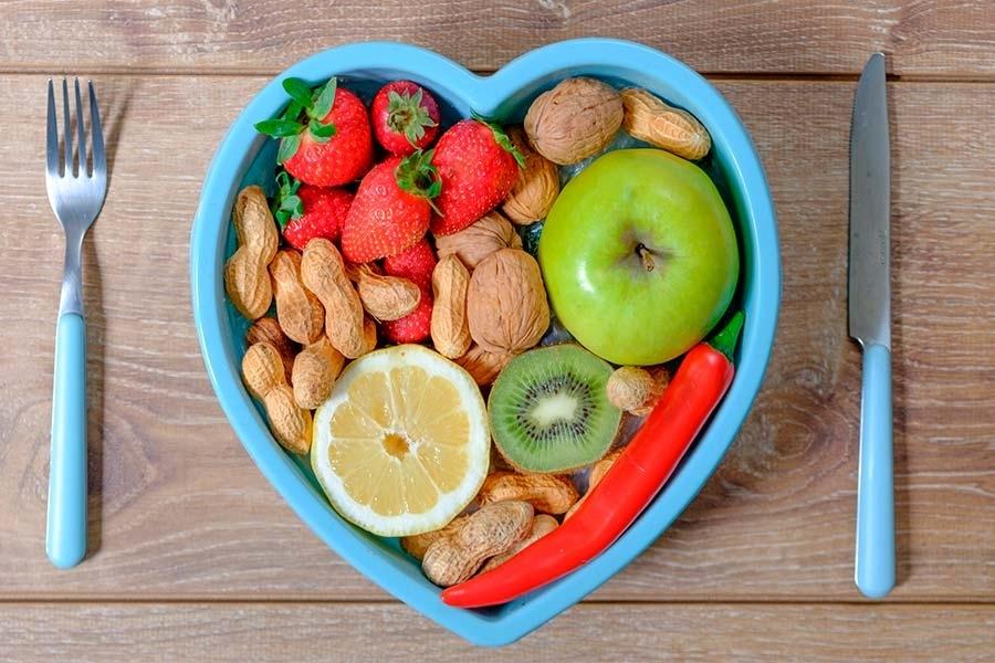 Несколько удивительных новостей о здоровом питании для сердца