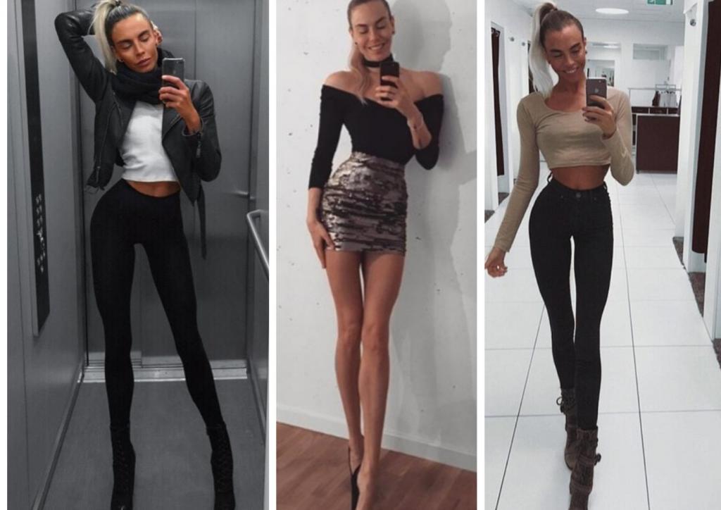 Ия остергрен: рост, длина ног, личная жизнь и карьера фото модели
