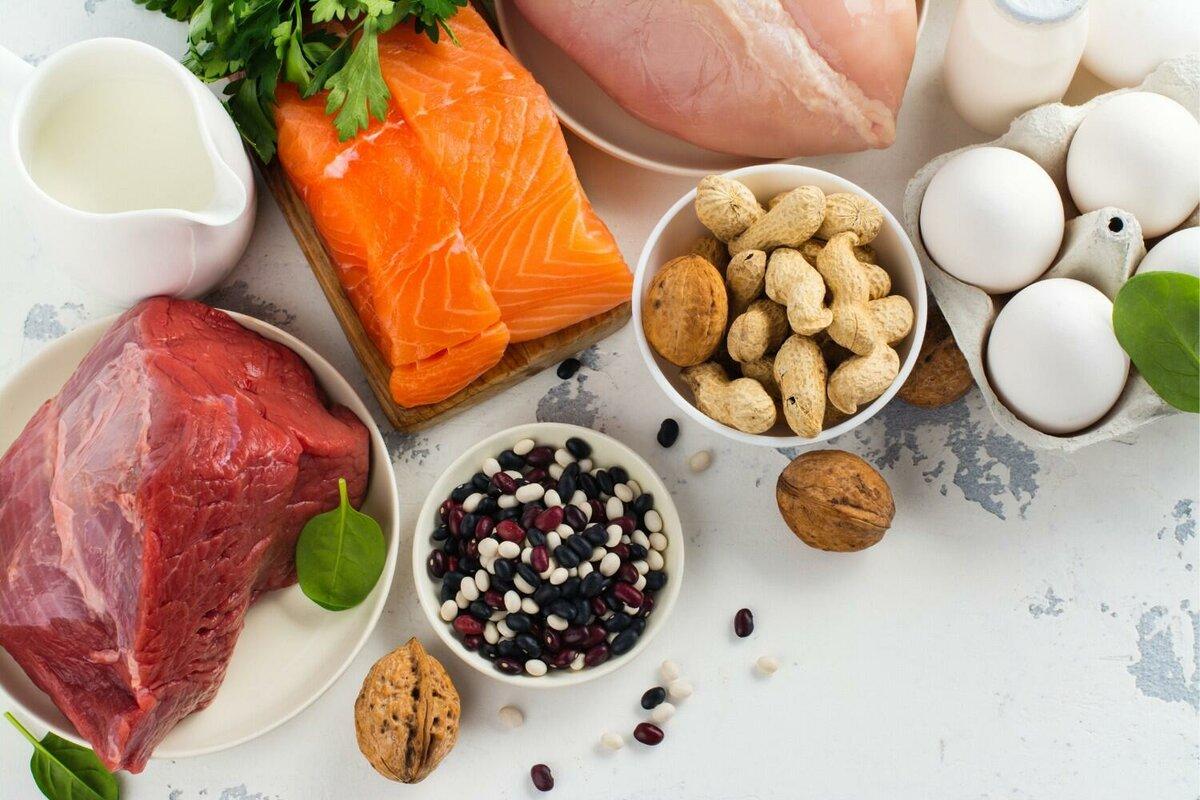 Где содержится коллаген в продуктах для суставов: еда, богатая данным веществом