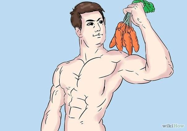 Как набрать массу без мяса. можно ли набирать массу без мяса в бодибилдинге? какие витамины необходимы вегану