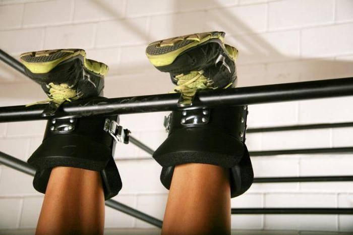 Инверсионные ботинки для позвоночника принципы