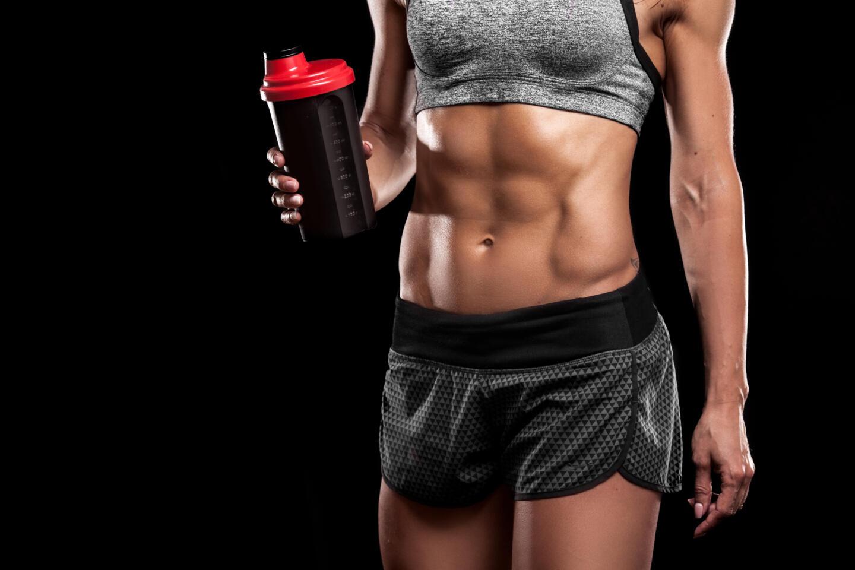 Полный набор спортивного питания для сжигания жира