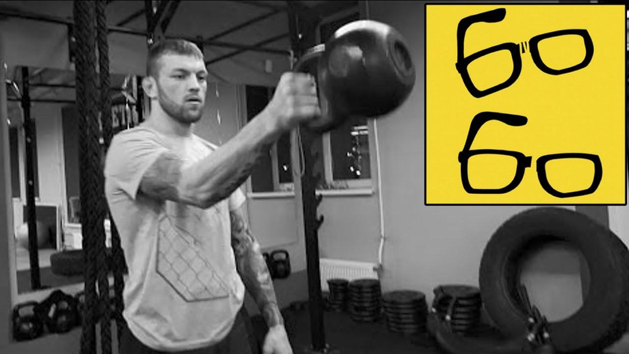 Суровый кросс-фит с инвентарем: примеры круговой тренировки для бойцов мма