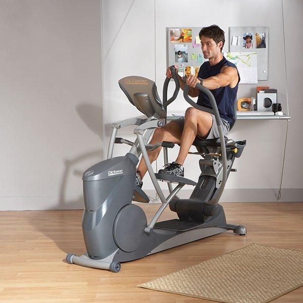 Польза занятий на тренажере эллипсоиде, какие мышцы работают при этом