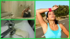 Душ после тренировки: выбираем свою температуру