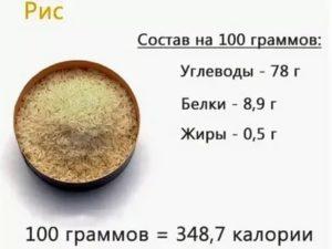 Черный рис: польза и вред, калорийность на 100 г, рецепты блюд