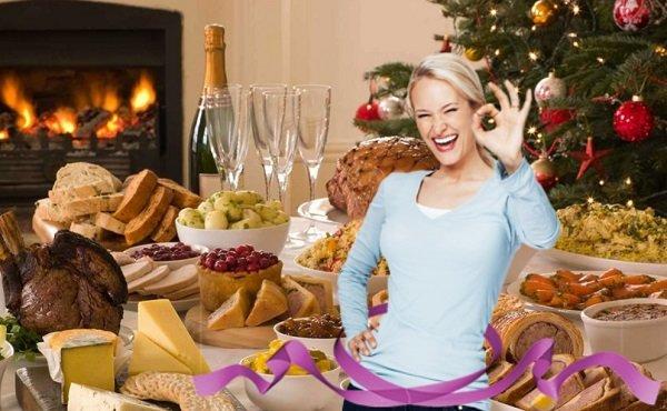 Как не поправиться в новогодние праздники и сохранить стройность