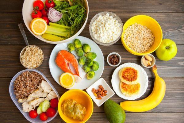 Правильное дробное питание для похудения: меню на неделю в таблице