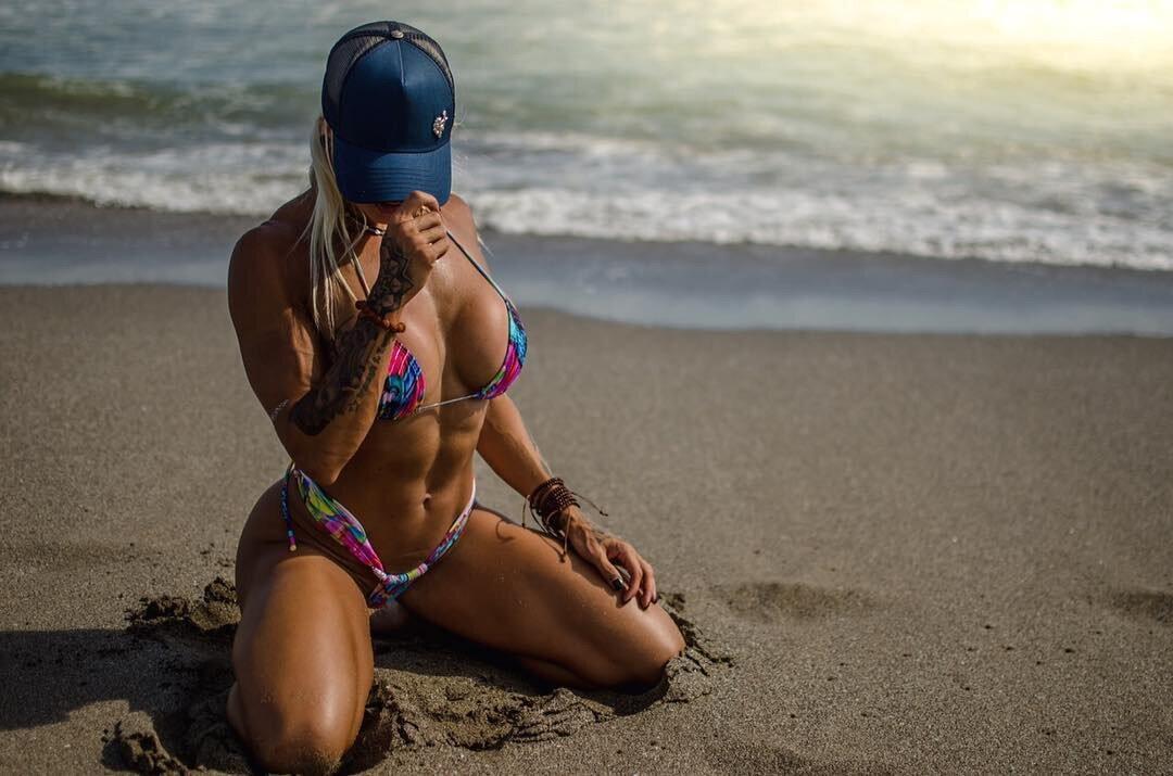 Лариса рейс – бразильская грация, чемпионка и фотомодель