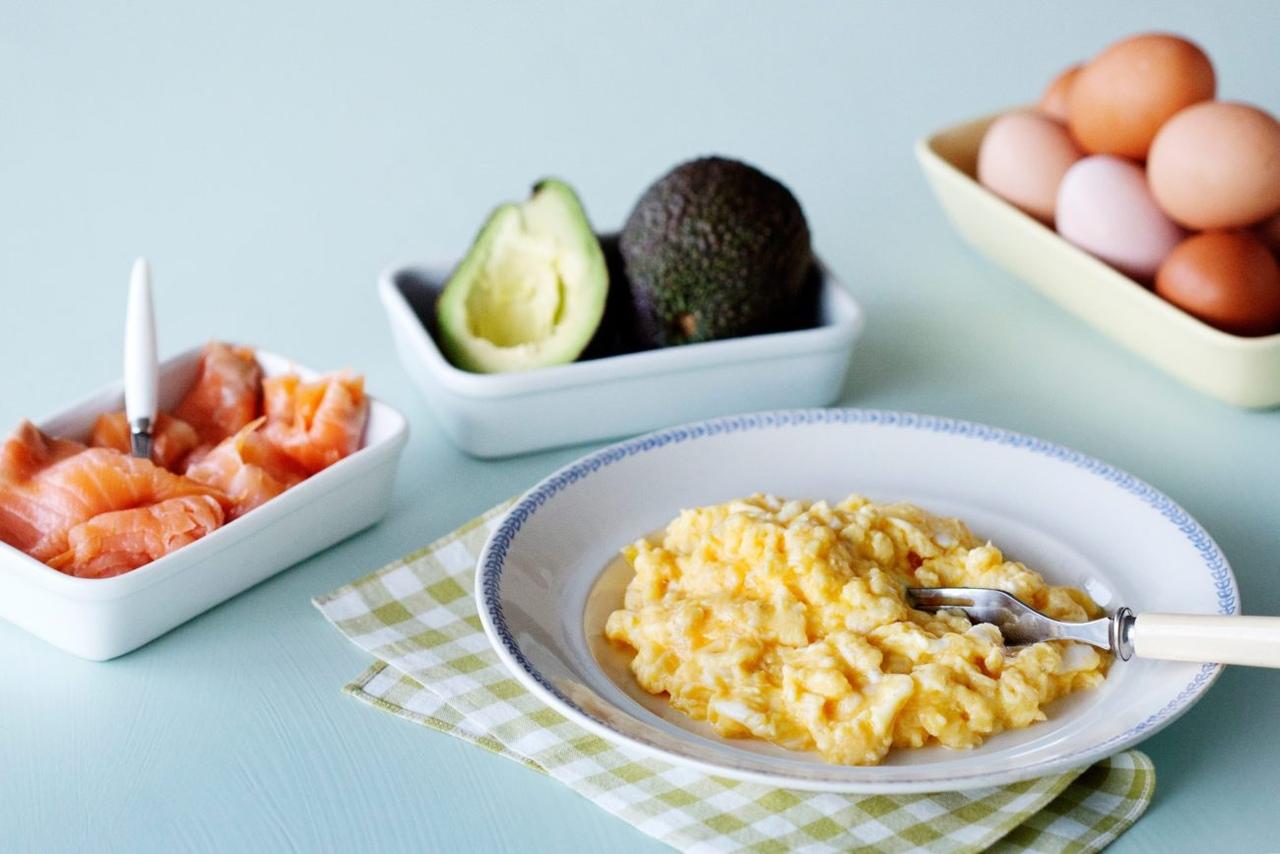 Правильный завтрак – основа полноценного питания