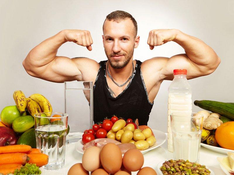 Вегетарианство и бодибилдинг: как набрать мышечную массу? руководство   promusculus.ru