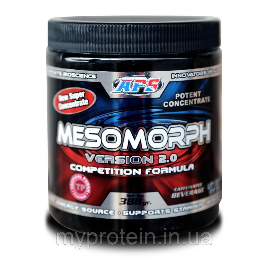 Aps nutrition mesomorph 388 гр. 25 порций