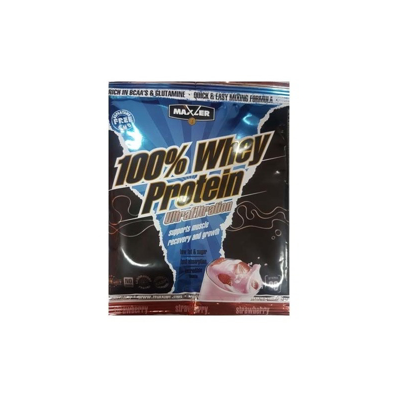 Ultrafiltration whey protein 1000 гр - 2,2lb (maxler) пакет