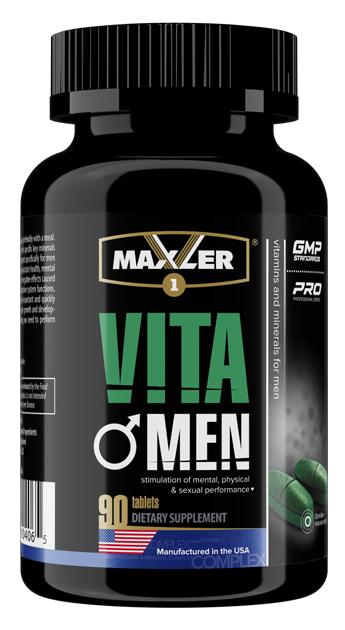 Витамины maxler vitamen- состав, отзывы
