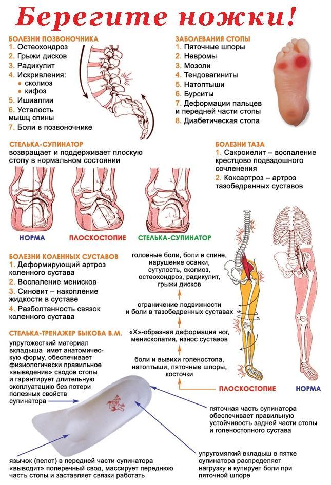 Береги суставы смолоду: что вредно и что полезно для суставов