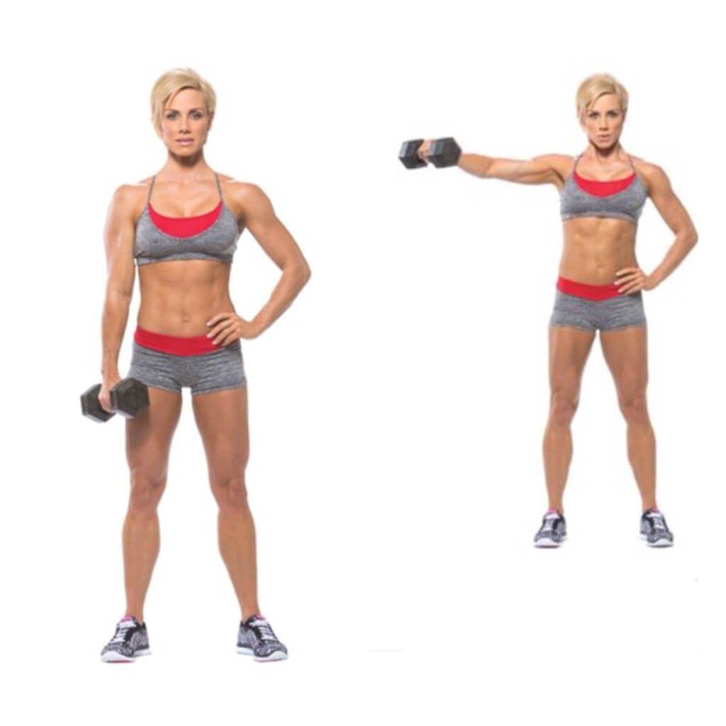 Как убрать жир с рук и плеч: избавиться в домашних условиях за короткий срок, неделю, эффективные упражнения, советы диетологов