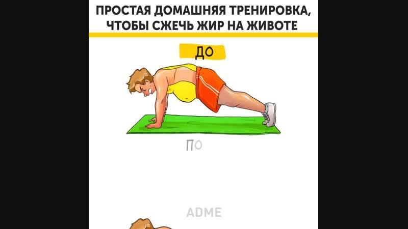 Жиросжигающие упражнения: эффективные тренировки для женщин и мужчин - allslim.ru
