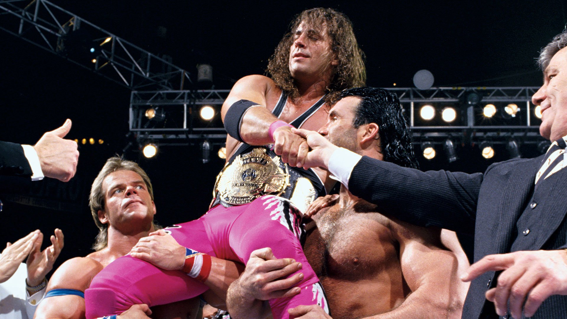 Семья борцов харт - hart wrestling family - qaz.wiki