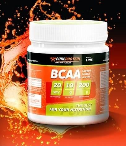 Bcaa (pureprotein)