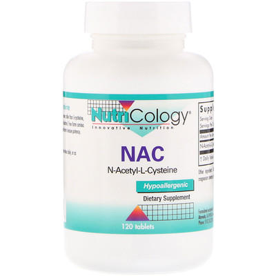 9 полезных свойств ацетилцистеина (nac)   пища это лекарство
