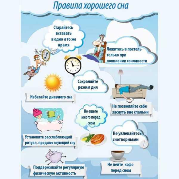 Как быстро заснуть и выспаться за короткое время