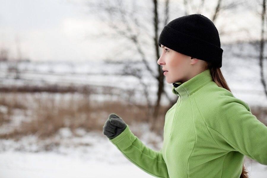 Сбросить вес в домашних условиях зимой: как это сделать?