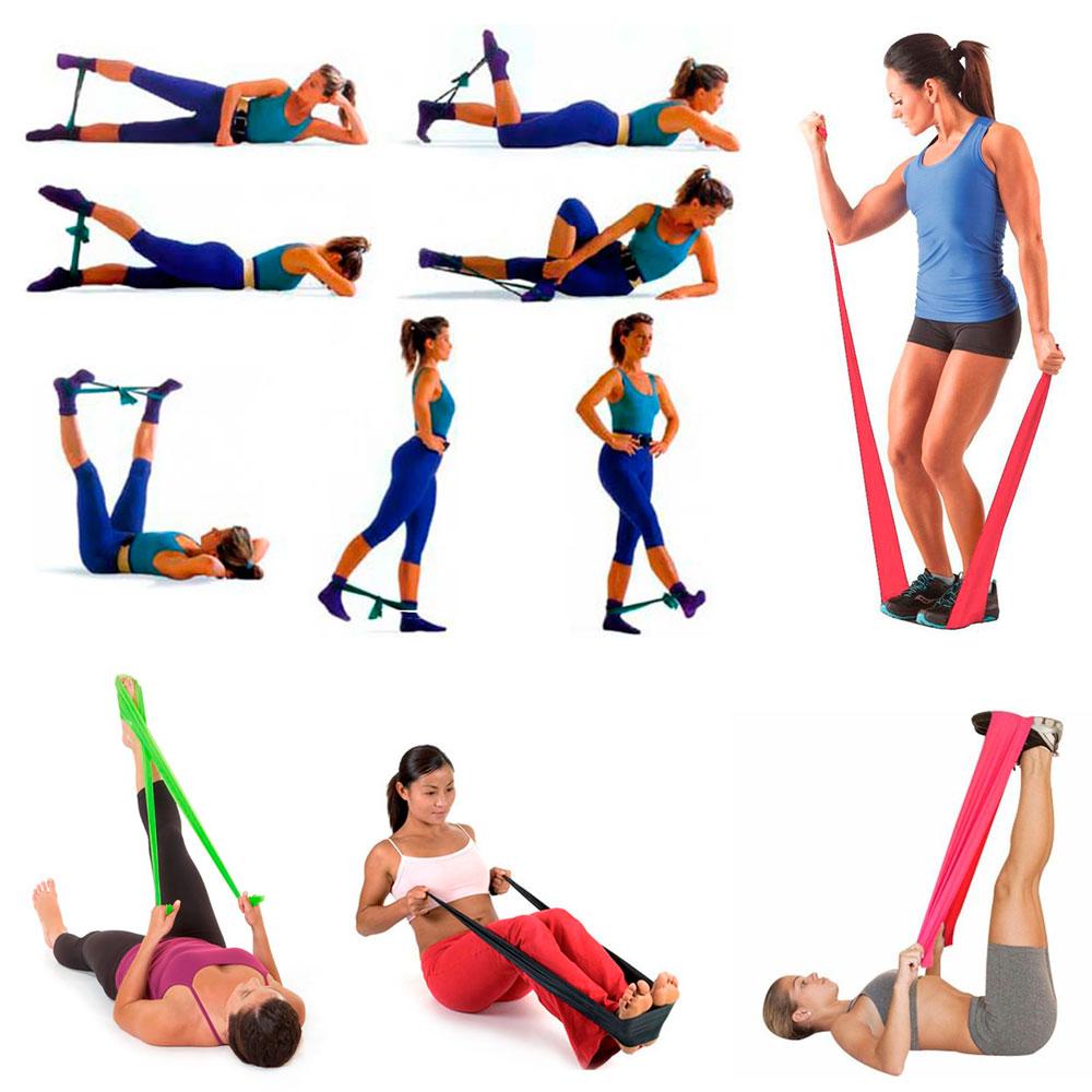 Упражнения с эспандером, преимущества, какие мышцы прорабатываются