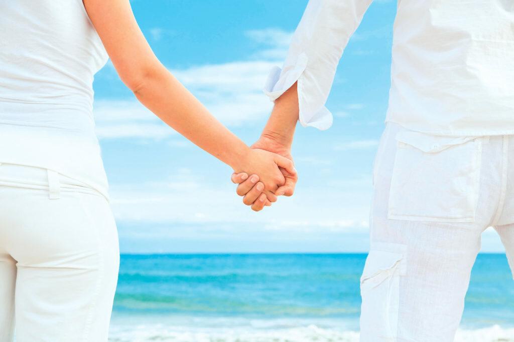 Гармоничные отношения  мужчин и женщин /  звездный  свет
