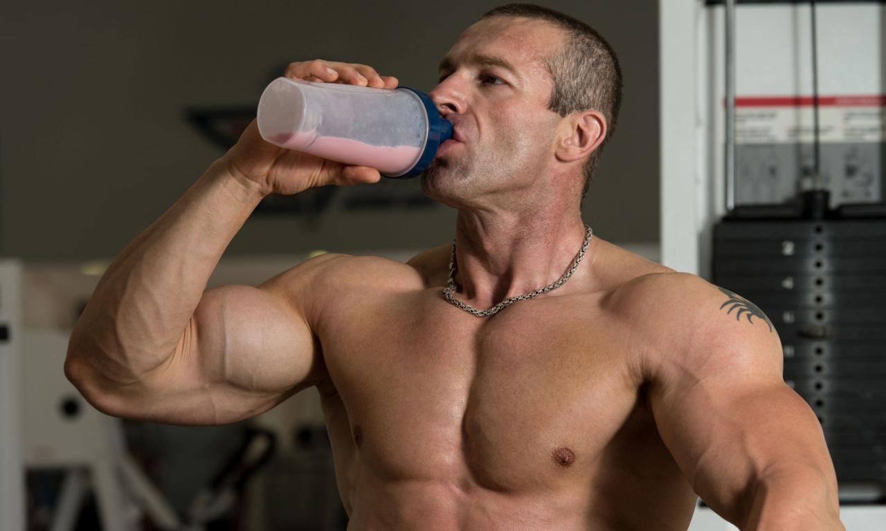 Белок для похудения и для роста мышечной массы: все что важно знать