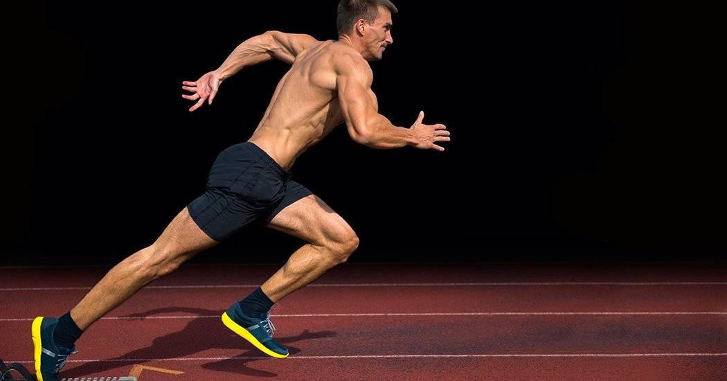 Бег и толщина ног: влияние тренировок на бедра