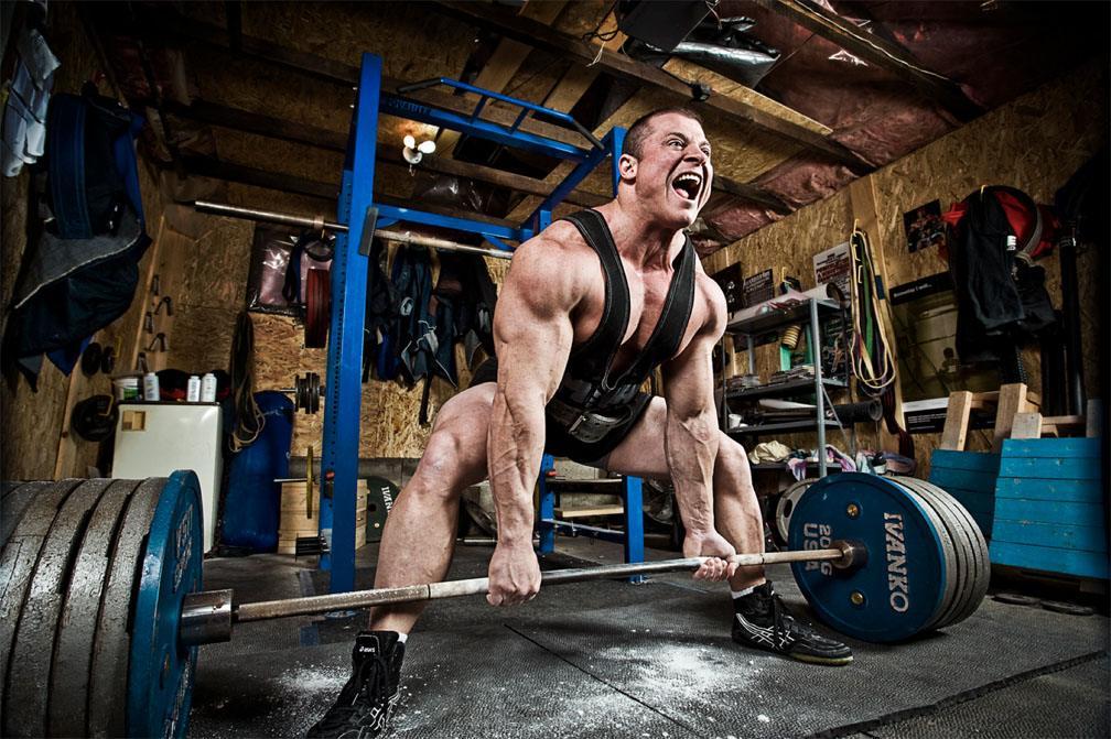 Упражнения: накачать титанскую спину – все боевые искусства и единоборства