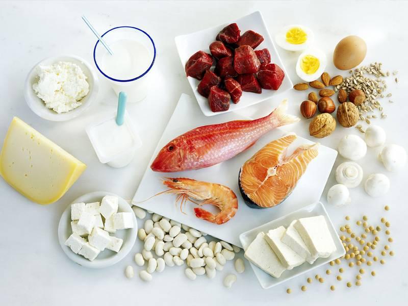 Сколько белка в сутки нужно человеку: нормы потребления, продукты с высоким содержанием белка
