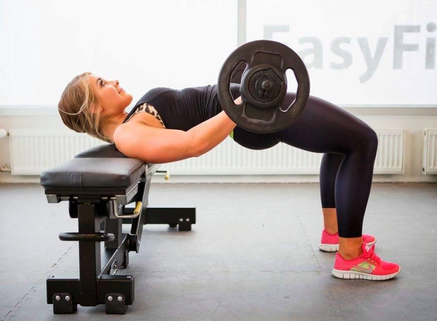 Ягодичный мостик — sportfito — сайт о спорте и здоровом образе жизни